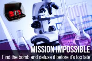 Escape Room Bomb